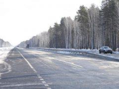 Трассу Екатеринбург-Тюмень перекроют в ночь на 7 декабря в трех местах