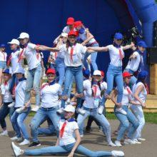 Летний Фестиваль учащейся молодежи 2018 — было жарко