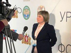 Талицкие журналисты на Уральском медиафоруме 2017