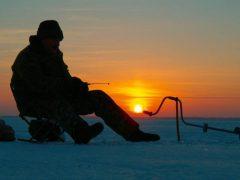 Для зимней рыбалки время еще не пришло