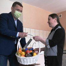 Визит Губернатора Евгения Куйвашева в Талицкий городской округ